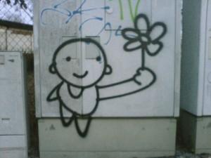 Blumen-Männel