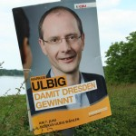 Wahlplakat Markus Ulbig