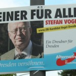 Wahlplakat Stefan Vogel